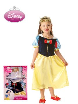 Disfraz Blancanieves Classic Infantil con Accesorios