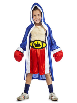 Disfraz Niño Boxeador Infantil