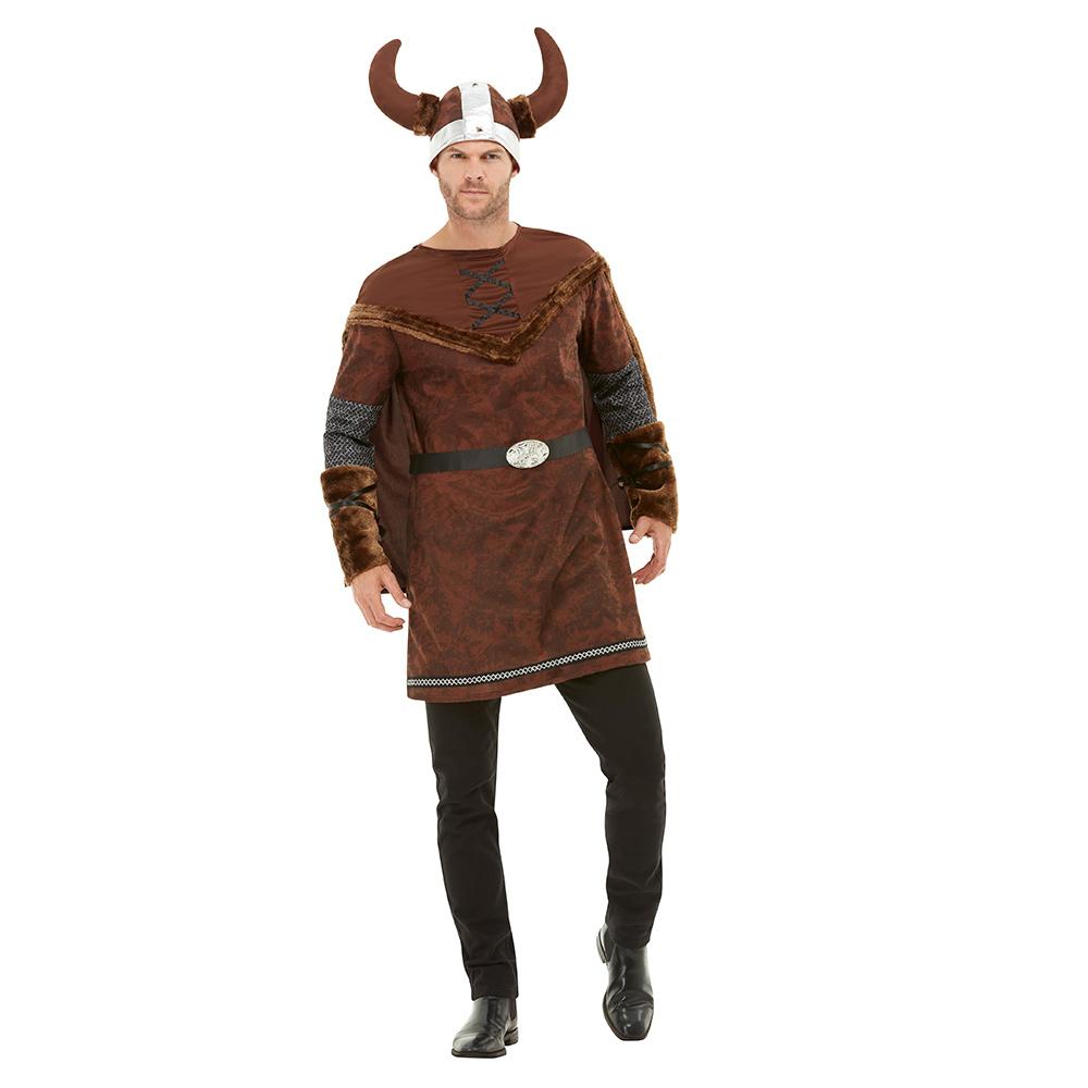 Disfraz Bárbaro Vikingo Adulto