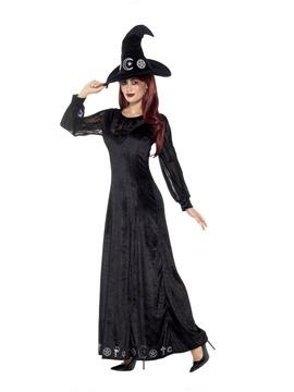 Disfraz de Bruja Artesana Deluxe Mujer