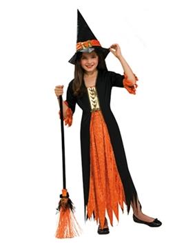 Disfraz Bruja Gótica Infantil