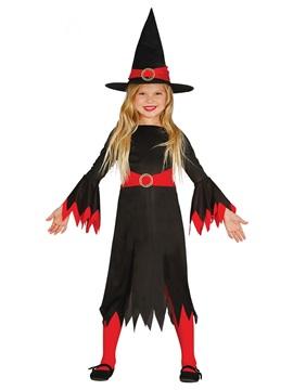 Disfraz Brujita Roja Infantil
