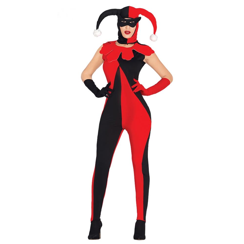 Disfraz Bufón Mujer
