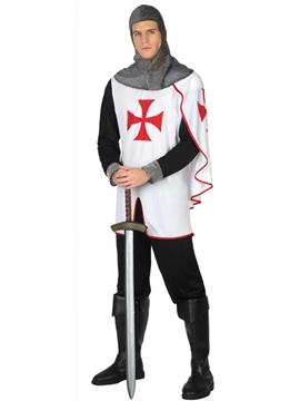 Disfraz Caballero Cruzadas Adulto