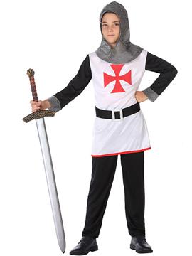Disfraz Caballero Cruzadas Infantil