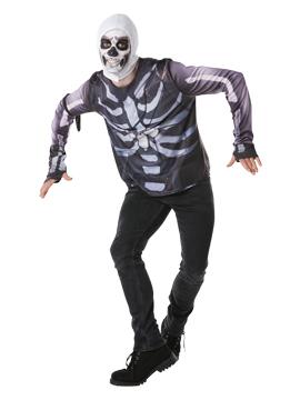 Disfraz Camiseta Skull Trooper