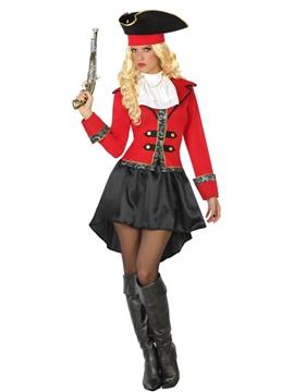 Disfraz Capitana Pirata Mujer