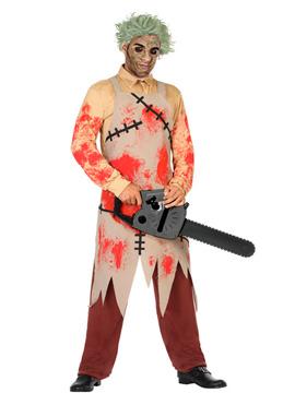 Disfraz Carnicero Sangriento Adulto