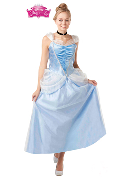 Disfraz Cenicienta Infantil Disney Deluxe