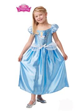 Disfraz Cenicienta Disney Infantil