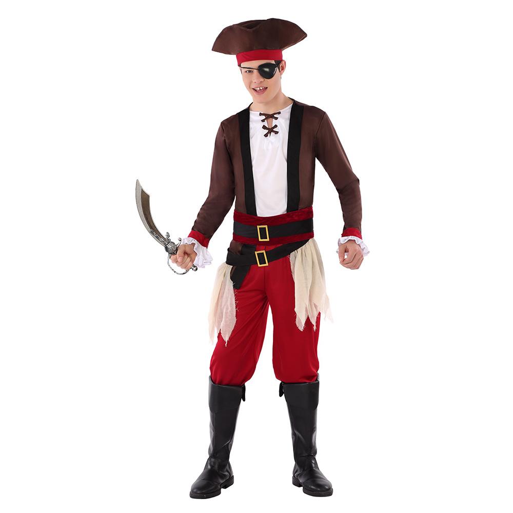 Disfraz Chico Pirata Adolescente