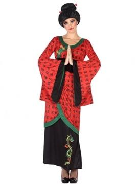 Disfraz China Mujer