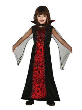 Disfraz Condesa Vampira Infantil