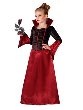 Disfraz Condesa Vampiro Infantil