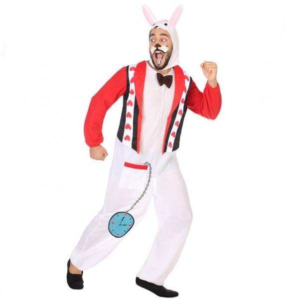 Disfraz Conejo de Cuento Adulto