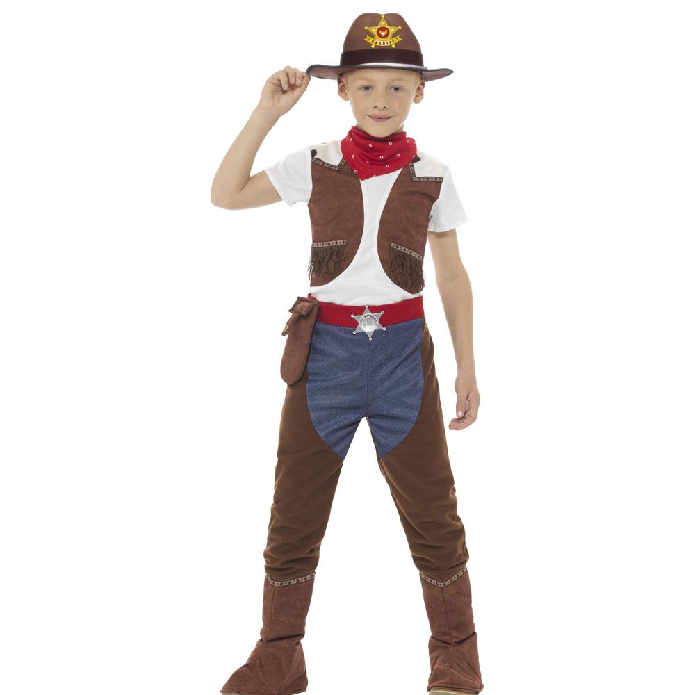 ➤ Disfraz Cowboy Infantil Carnaval    ⭐Miles de Fiestas⭐ d0e941bab6d