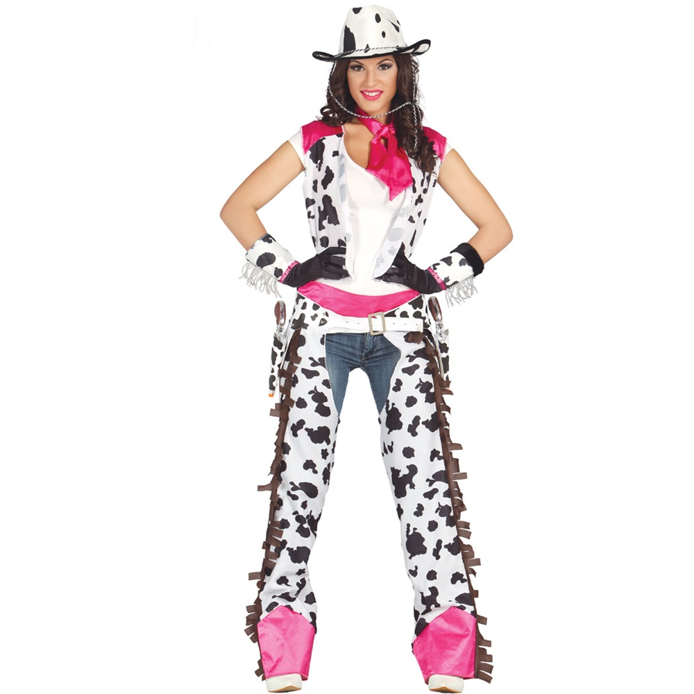 Disfraz Cowgirl Rodeo Adulto