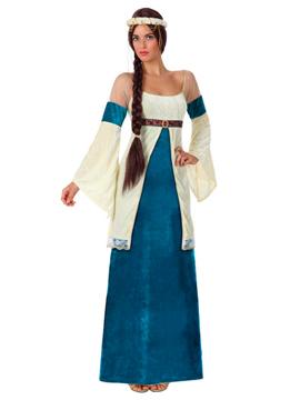 Disfraz Dama del Renacimiento Adulto
