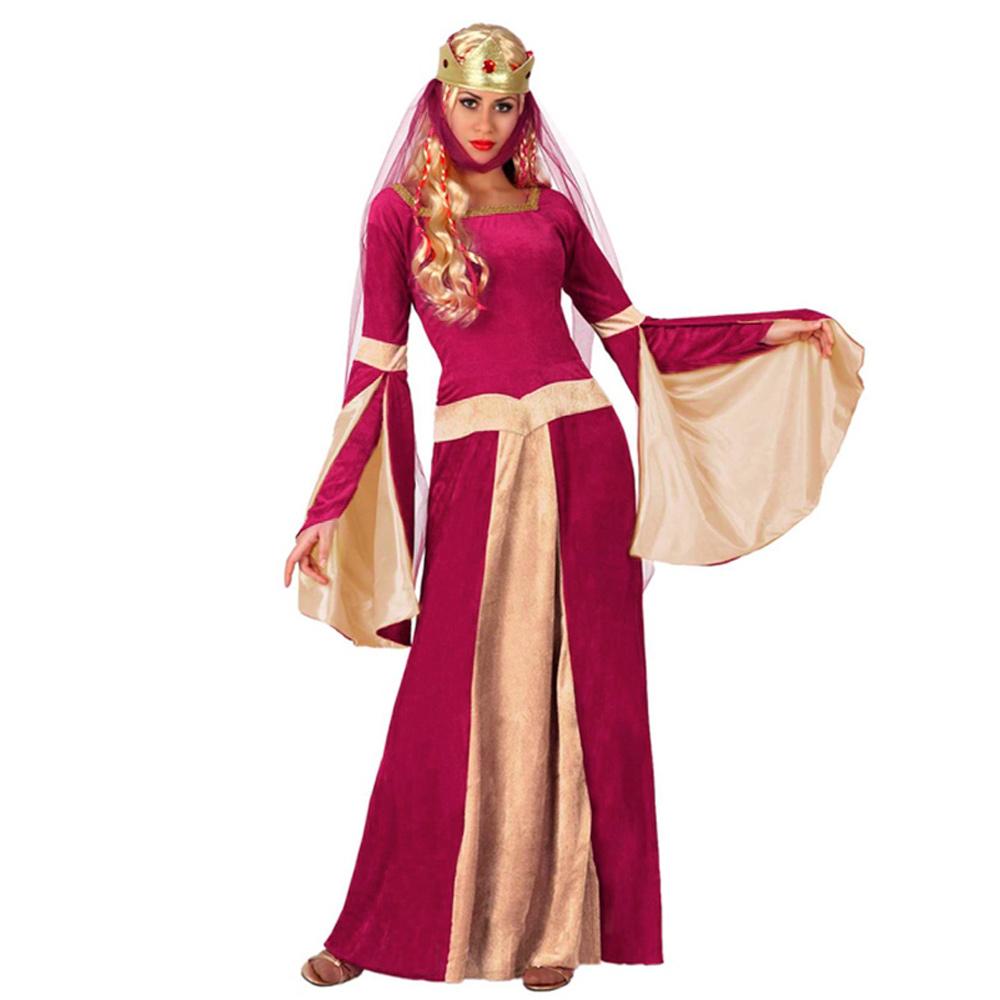 Disfraz Dama Medieval Adulto