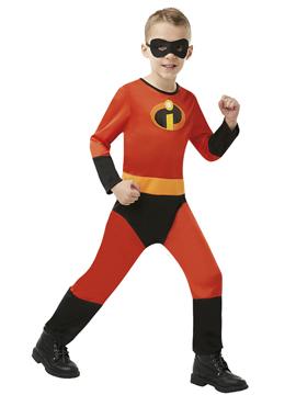 Disfraz Dash Los Increíbles Classic Infantil