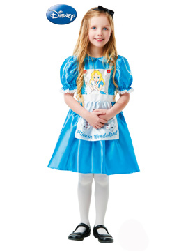 Disfraz de Alicia Infantil