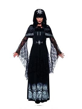 Disfraz Amante de la Magia Negra Mujer
