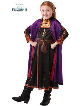 Disfraz Anna Frozen 2 Classic Infantil