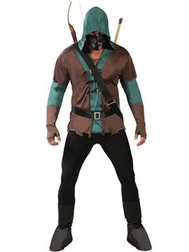 Disfraz Hombre Arquero Adulto