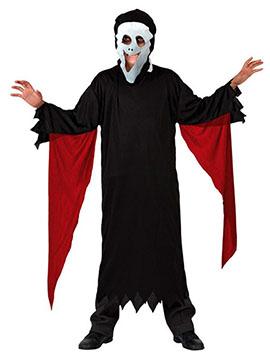 Disfraz Fantasma Asesino Infantil