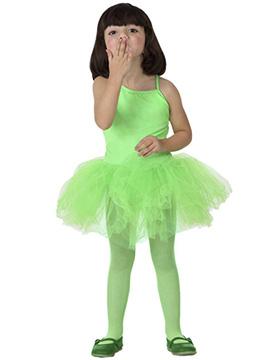 Disfraz Bailarina Ballet Verde Infantil