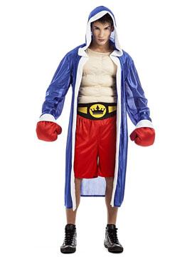 Disfraz Hombre Boxeador Adulto