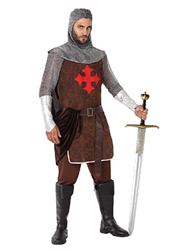 Disfraz Hombre Caballero Medieval Adulto
