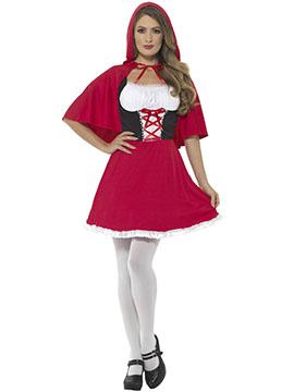 Disfraz Caperucita Roja Adulto