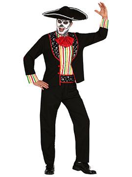 Disfraz Catrín Día de los Muertos Adulto