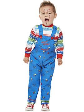 Disfraz Chucky Infantil