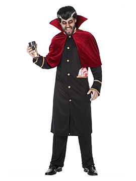 Disfraz Conde Vampiro Adulto