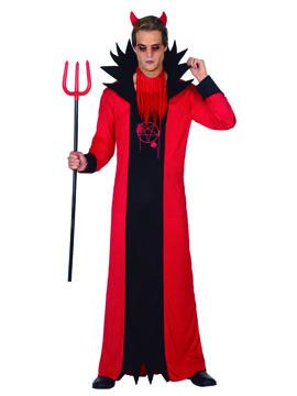 Disfraz Demonio Malvado Adulto