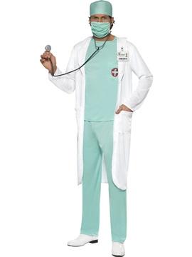 Disfraz de Doctor para Adultos