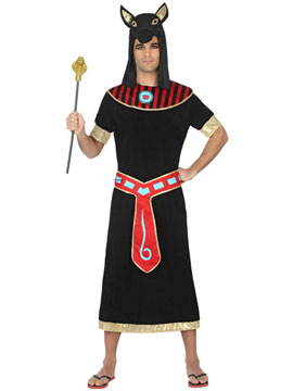 Disfraz Egipcio Negro Adulto