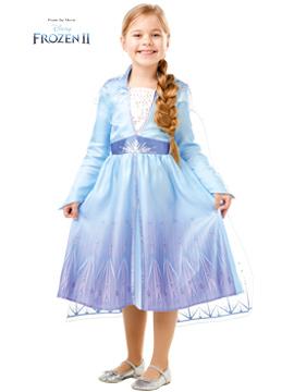 Disfraz Elsa Frozen 2 Classic Infantil