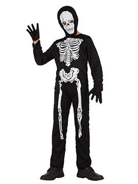 Disfraz de Esqueleto Infantil