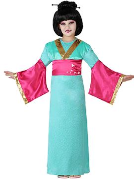 Disfraz Geisha Niña Infantil
