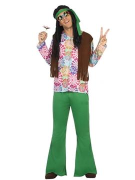 Disfraz de Hombre Hippie