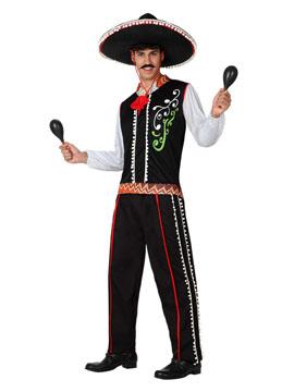 Disfraz Hombre Mariachi Adulto
