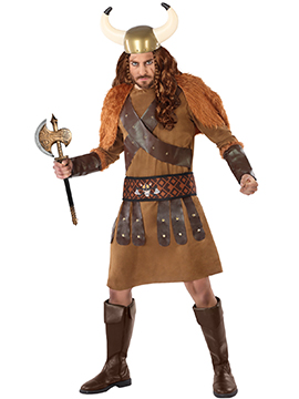 Disfraz Hombre Vikingo Adulto