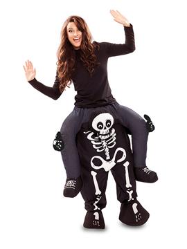 Disfraz de Esqueletoa Hombros