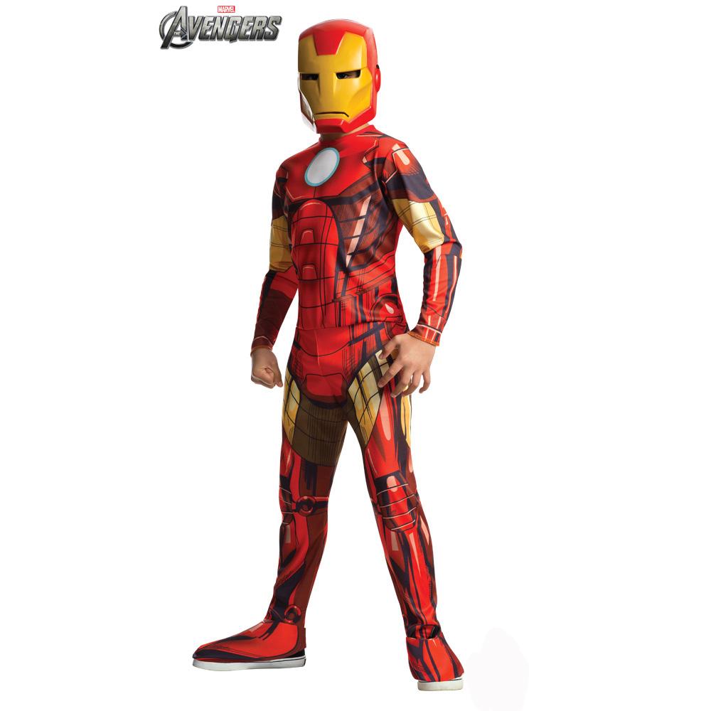 Disfraz de Iron Man Los Vengadores Niño
