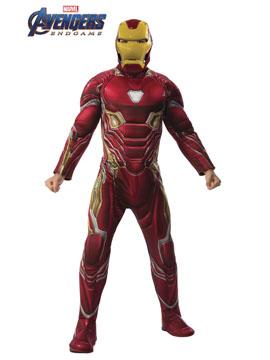 Disfraz Iron Man Endgame Deluxe Adulto