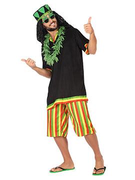 Disfraz Jamaicano Adulto