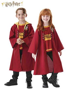 Disfraz Jugador Quidditch Gryffindor Harry Potter